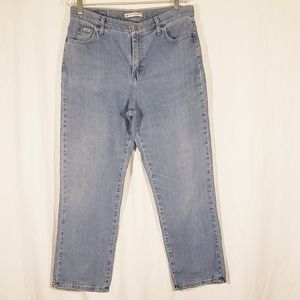 "Vintage High Waist ""Mom Jeans"" size 12 short"